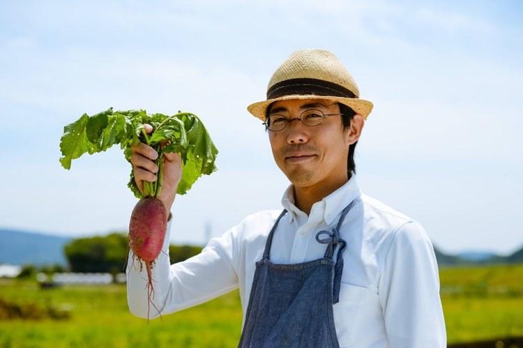 野菜ハンターの小松さん
